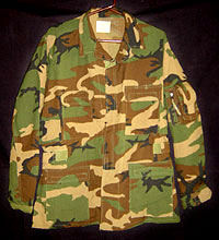 Official U.S. Military Issue Aircrew Battle Dress Uniform (ABDU)  (Nomex)